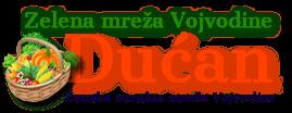 Zelena mreža Vojvodine – Dućan